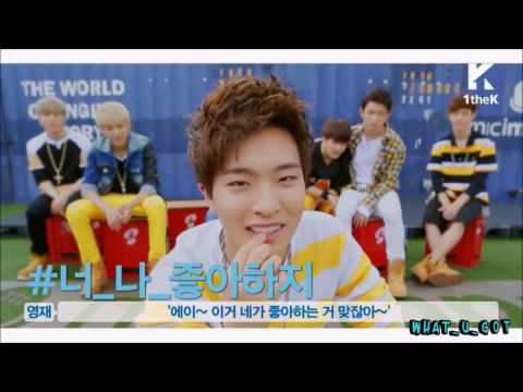 [FMV] GOT7 Choi Youngjae Cute Moments - Swallowing My Heart
