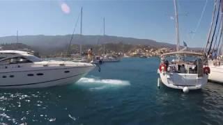 Griekse afmeerproblemen op Poros