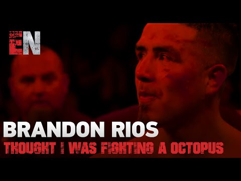 Brandon Rios When I Fought Manny Pacquiao I Thought I Was Fighting A Octopus - EsNews Boxing