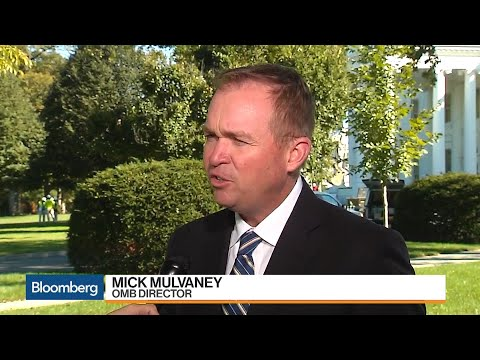 OMB Director Mulvaney on Health Bill, Taxes and Yellen
