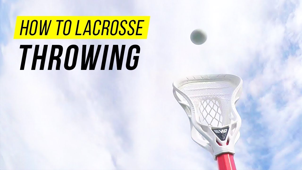 How to Throw a Lacrosse Ball