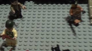 Лего самоделка на тему вторая мировая война