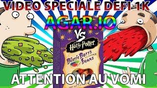 Agario - agar.io : [FR - Français] : [Petri Dish] Vidéo spéciale 1K Harry Potter Challenge!