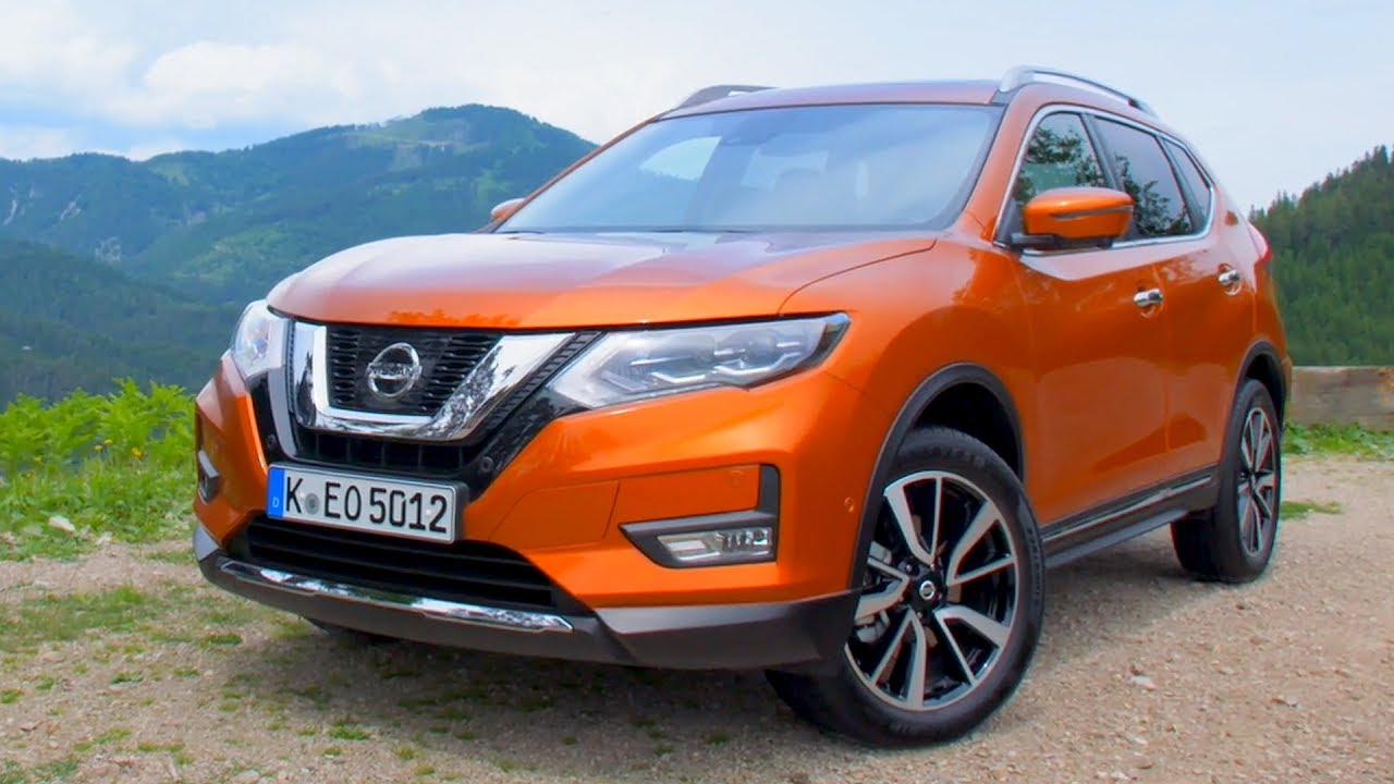 2018 Nissan X-Trail - Exterior & Interior - YouTube