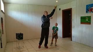 Теннис :) (ч.12). Методика обучения. Подача. 8 эффективных упражнений для постановки подачи. Дети.
