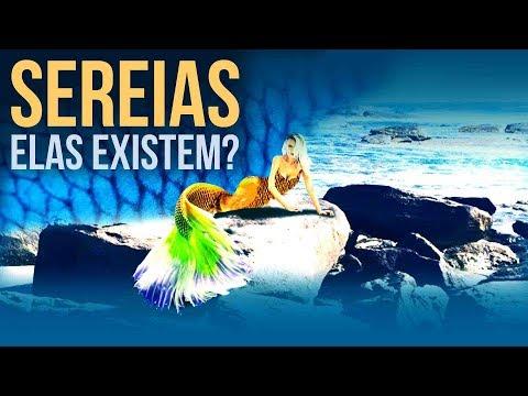 AllienLive - Sereias: Elas Existem? (com Deepak Sankara Veda) - #SeriedadeUFO