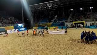Concacaf 2017 Beach soccer championship Bahamas