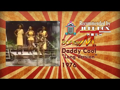 Boney M. Daddy Cool Long Version 1976