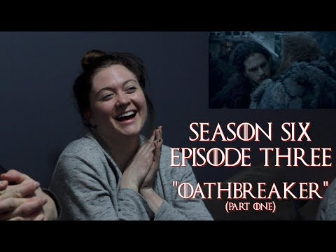 "Hogwarts Reacts: Game of Thrones S06E03 ""Oathbreaker"" (part one)"