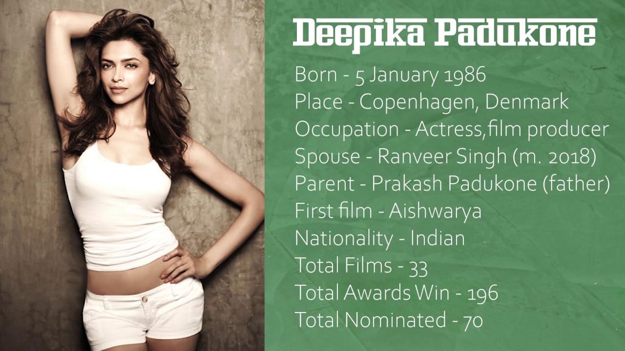 Deepika Padukone | Movie List | Bollywood Actress | Indian ...