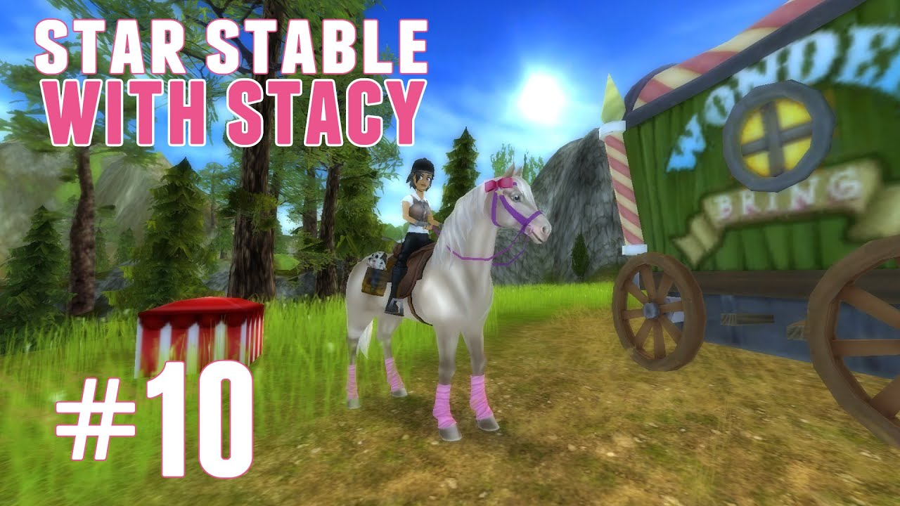 star stable with stacy 10 youtube. Black Bedroom Furniture Sets. Home Design Ideas