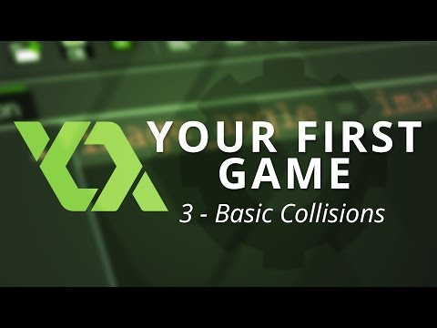 GameMaker: Studio - Your first game 3: Collisions