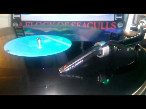 A Flock Of SeagullsThe More You Live The More You Love 7 Inch Re Mix 1984Vinyl