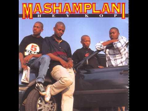 Mashamplani - Is Vokol Is Niks