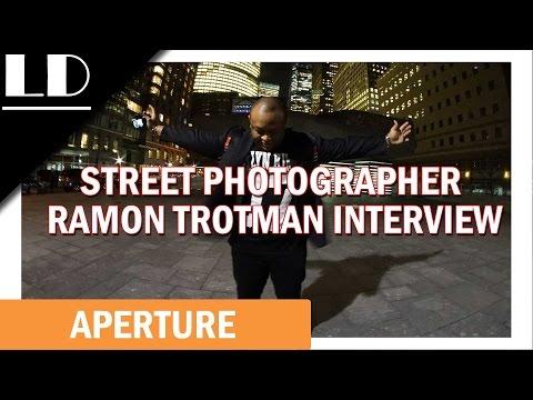 New York Street Photographer Ramon Trotman Interview
