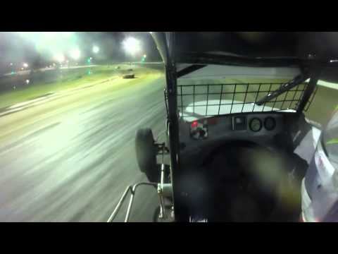Dillon Buhr North Florida Speedway Feature 6/7/14