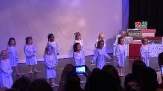 2014 Lifesong Christmas Recital - Makenzi