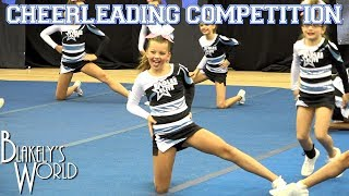 Cheerleading Competition | Season 2 | Blakely Bjerken