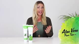 Aloe-Jojoba Shampoo & Conditioner   Shampoing & Après-shampoing Aloe Vera   Forever Living