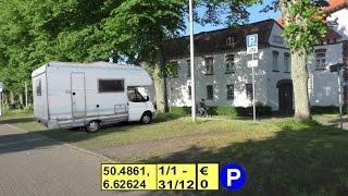 A7#17🆓🅿Bad Bramstedt Stellplatz