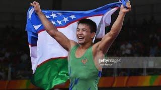 Эльмурат Тасмурадов - бронзовый призер Рио-2016