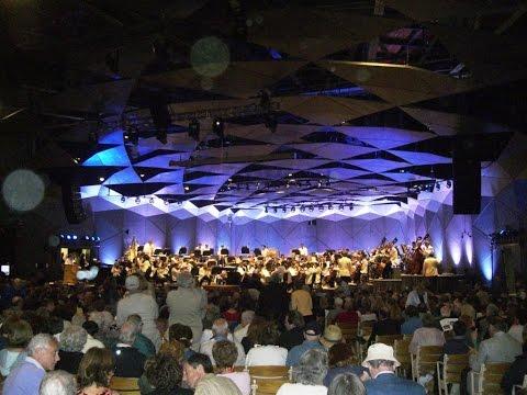 "John Browning plays ""Rhapsody on a Theme of Paganini"""