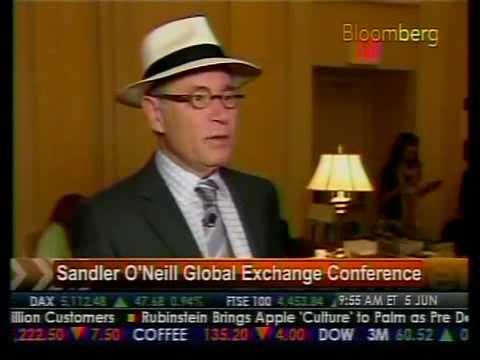 In-Depth Look - Sandler O'Neill Global Exchange Conference - Bloomberg