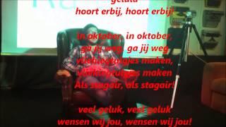 #21 Liedje zingen!!