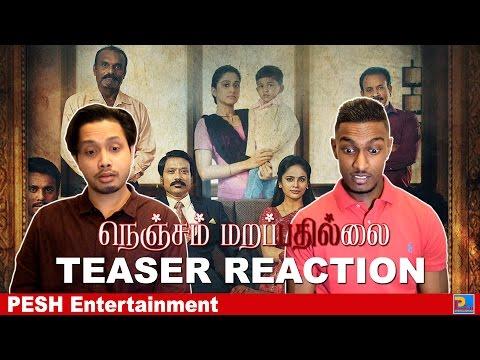 Nenjam Marappathillai Teaser Reaction & Review | SJ Surya | PESH Entertainment