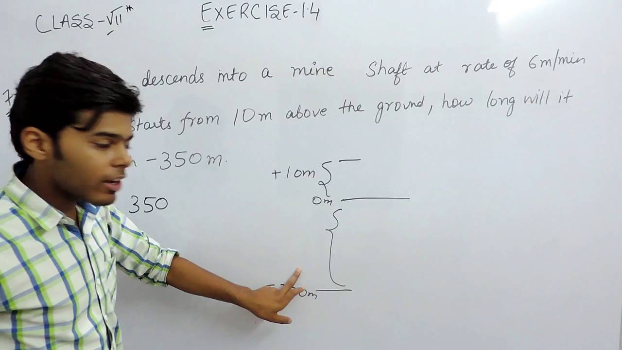 Exercise 1.4 Questions 7 - NCERT/CBSE Solutions for Class 7th Maths ...