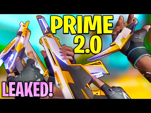 Valorant: *NEW* Prime Collection 2.0! - Upcoming LEAKED Skin Set!