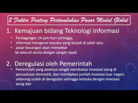 Pasar Modal Global // Global Capital Market