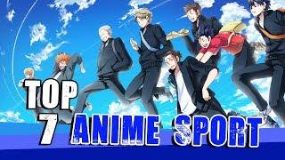 Top 7 Anime genre Sport Terbaik, Terkeren, dan Terpopuler | ANIME LOVER WAJIB NONTON
