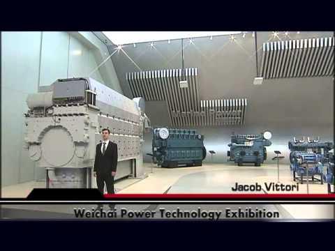 Weichai Power Technology Exhibition
