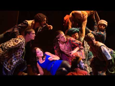 JOSEPH AND THE AMAZING TECHNICOLOR DREAMCOAT Starring Diana DeGarmo & Ace Young  June 3  22, 2014