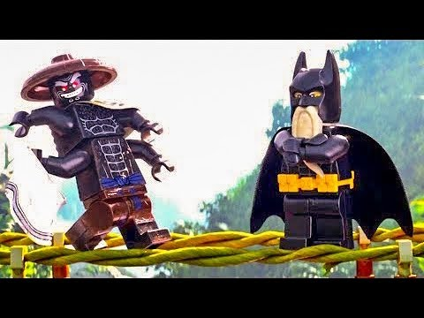 The Lego Ninjago Movie 'Songs & Mistakes' Funny Trailer (2017) Animated  Movie HD