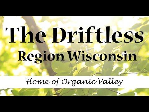 Living in the Driftless Region