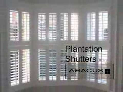 Abacus Blinds and Curtains Plantation shutters