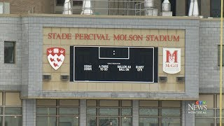 Montreal's McGill University drops the name Redmen for teams
