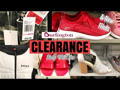 Burlington SHOP WITH ME CLEARANCE