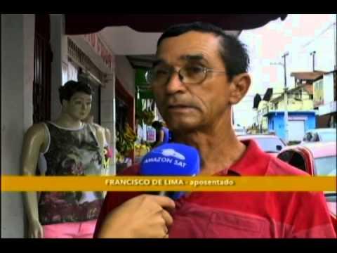Amazônia Agora | Camelôs se espalham por bairros de Manaus