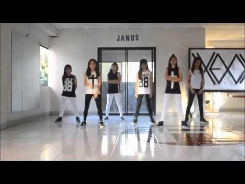 JANUS - EXO-K Growl Cover [Philippines]
