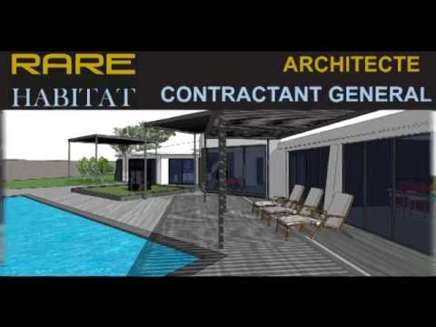 architecte contractant g n ral rare habitat youtube