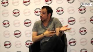 Alexandre Astier en interview au Comic Con (partie 1)