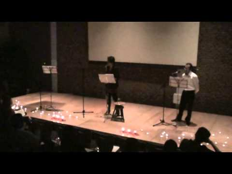 Yalda Night Shahnameh-khani - Iranian Students Association of Aachen