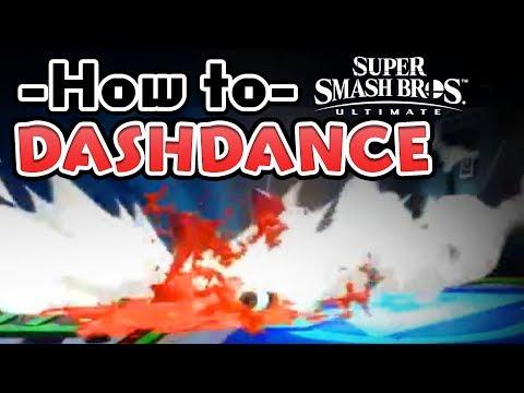 How To Dashdance In Super Smash Bros Ultimate (Advanced Technique Guide)