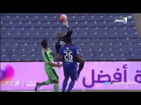 اهداف وملخص الاهلي والهلال 3-2 HD 29-4-2016 نصف النهائي