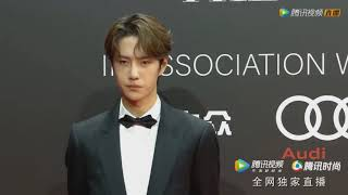 [EngSub] 20190906 GQ red carpet interview* Wangyibo王一博红毯问答
