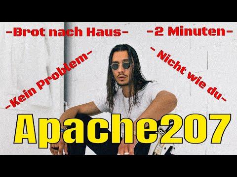 Apache207 – KEIN PROBLEM,BROT NACH HAUSE, NICHT WIE DU, 2 MINUTEN I REACTION / SCHWITZ.TAKE.ANALYSE
