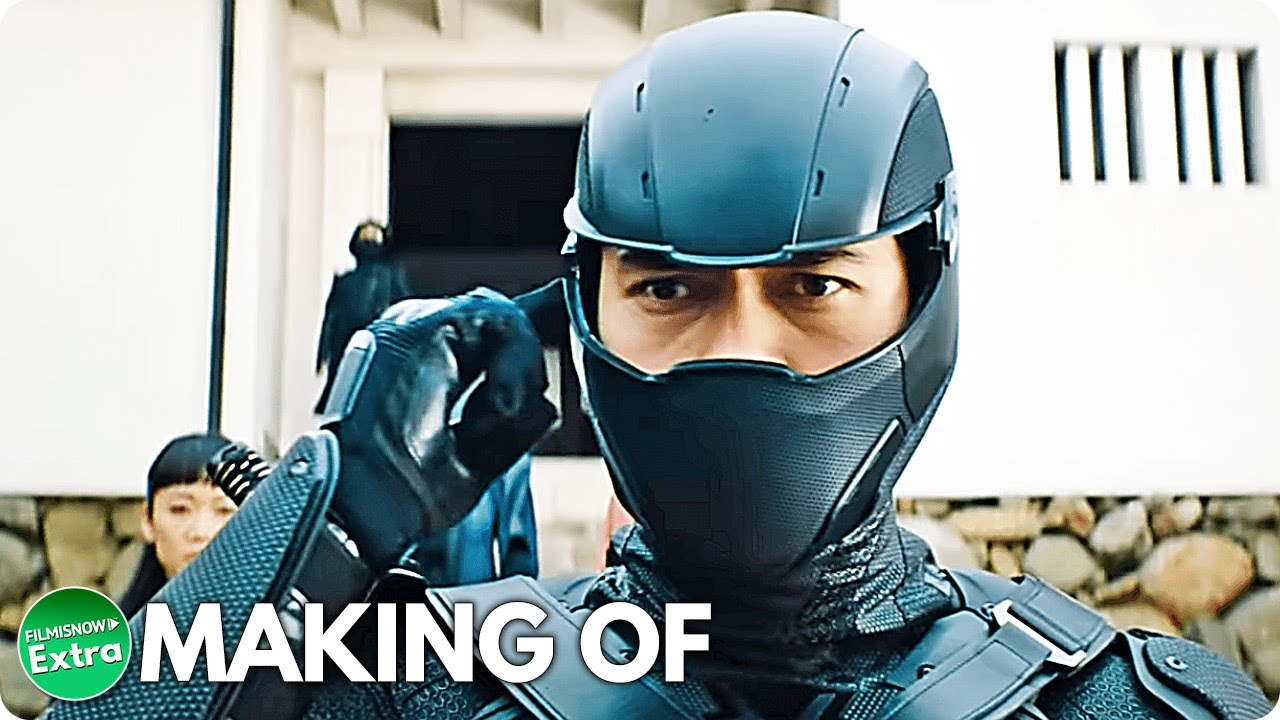 SNAKE EYES (2021) | Behind the Scenes of G.I. Joe Spin-off Movie
